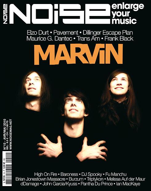 New Noise magazine 2010